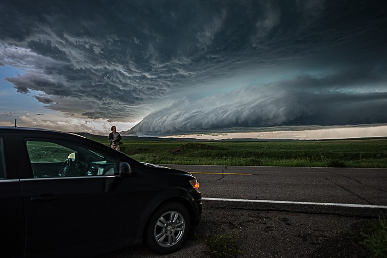 Third Storm Shelf